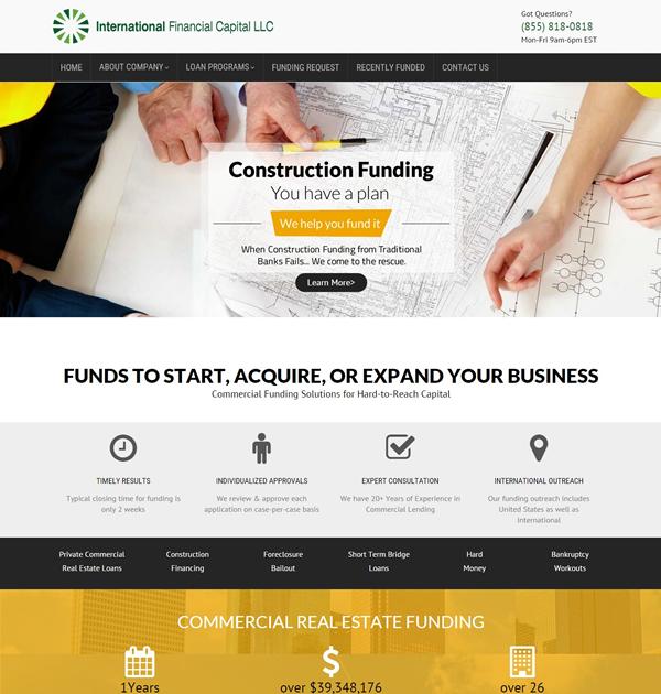finance-website-design