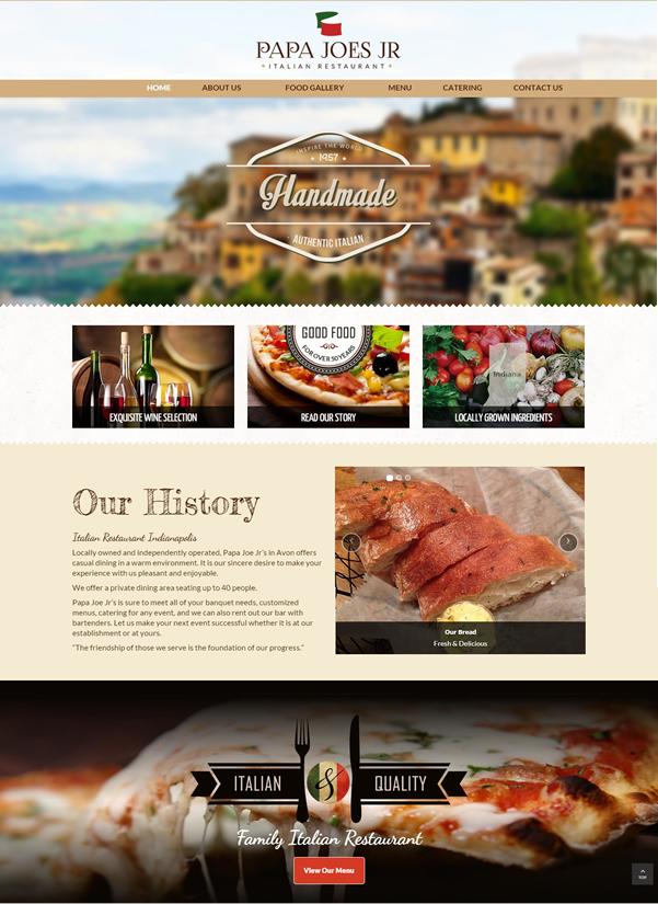 italian-restaurant-website