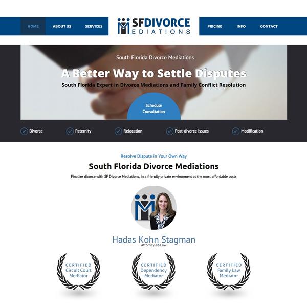 Lawyer Web Design
